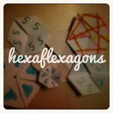 Hexaflexamexigons!