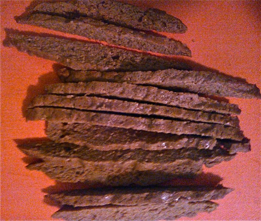 Seitan Coriander Cutlets