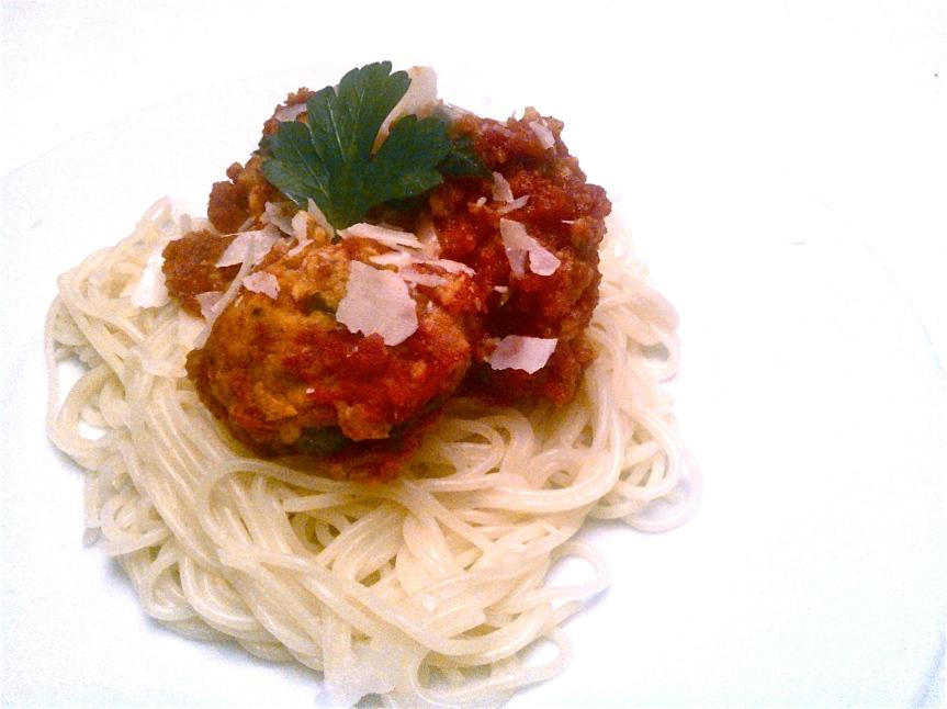 "Spaghetti and ""Beanballs"""