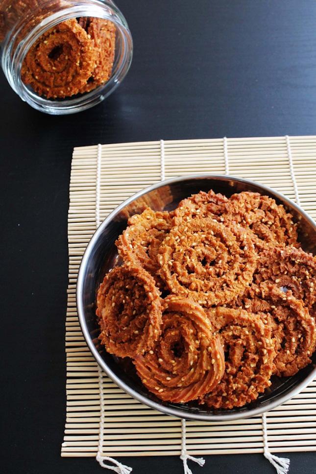 Chakli Recipe