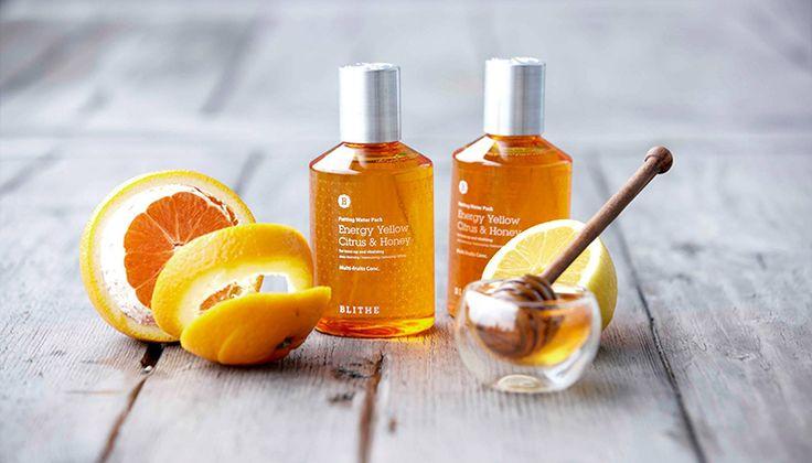Energy Yellow Citrus Honey