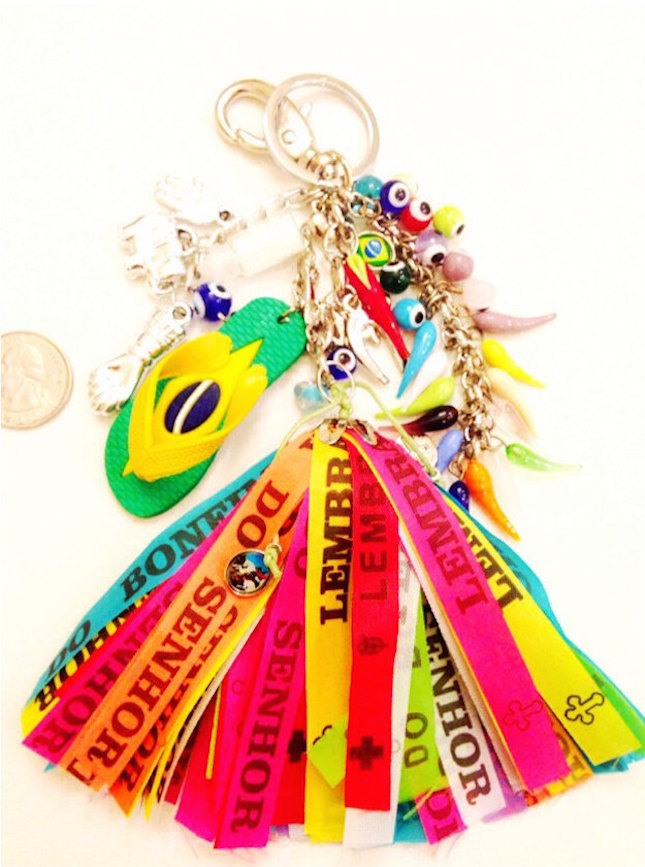 Lucky Bonfim Purse Clip