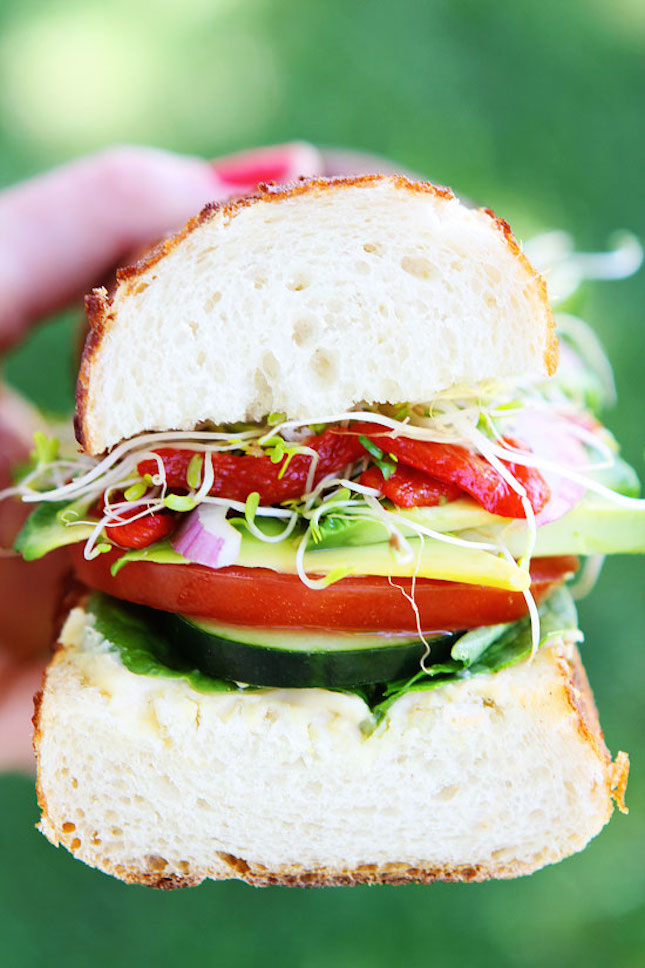 Ultimate-Veggie-Sandwich