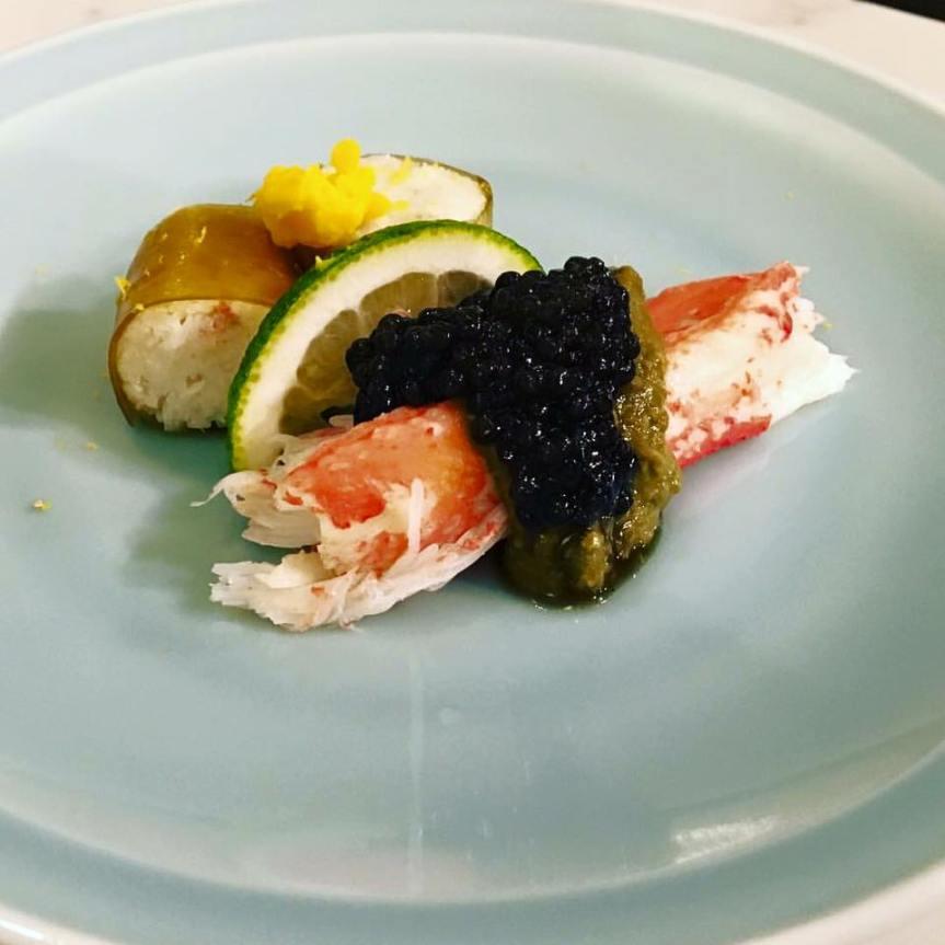 Zuwai Kani caviar