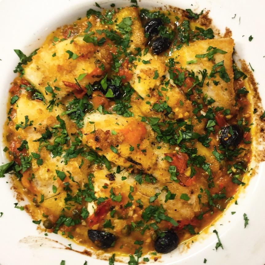 Baccalà alla Napoletana: Neapolitan-Style Braised SaltCod