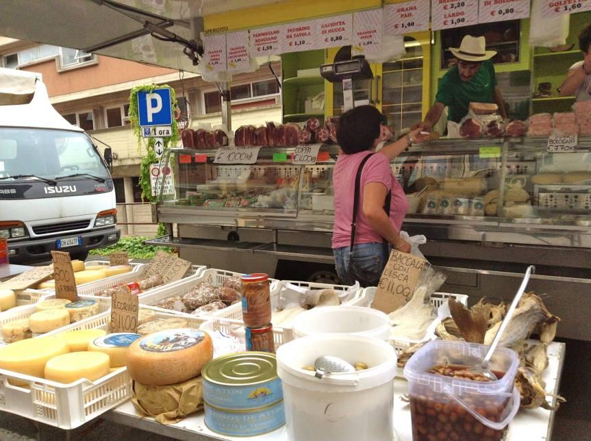 Aulla Market