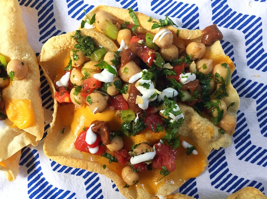 Craving Hot, Sour, Salty + Sweet? Make Chaat Nachos STAT!