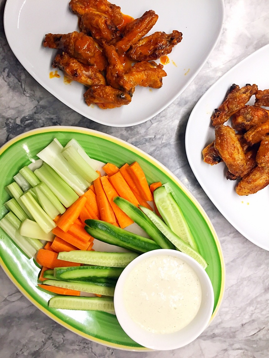 Super Bowl Wings